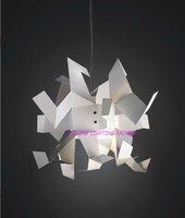 White Hot Selling Free Shipping Italy Glow Paper Cranes Fashion Modern Metal Pendant lamp,Designed By Garcia Jimenez