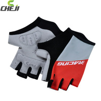 Cheji protect hands bike gloves half Fingers Highly Breathable Wholesale can Custom  Cycling  Stuff