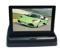 Free shipping 4.3inch TFT lcd auto car monitor/Digital car monitor
