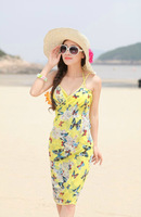 2014 new arrival fashion beach scarf/fashion lady cover-ups wholesale flower  pareo/SRONG