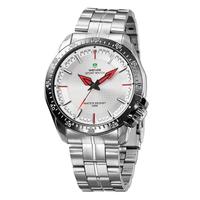 Sports Watch WEIDE Analog Steel Case Fashion Quartz Watches stainless wristwatch Colorful Pointer Men's watches New 2014