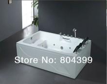 No.B275 dupla banheira spa de massagem independente mini- banheira Whirlpool massagem de ar (Direito saia )(China (Mainland))