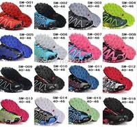 New 2014 Speedcross 3 Men Athletic shoes men Running Shoes Zapatillas Men Walking shoes ultra-light Sport Shoe men trainers