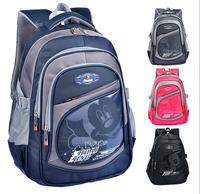 Child school bag primary school students school bag girls male burdens backpack waterproof free shipping
