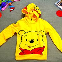 in stock2014 spring hot selling Children t shirts Boys t-shirt super bear baby kids Boy t-shirts girl shirt outerwear
