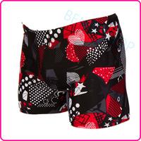 2014 New Men's Swimwear Geometric  print  male shorts masculino sunga swim menmaculino trunks  Freeshipping