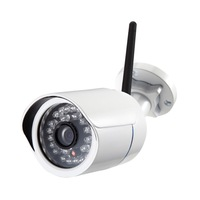 Free Shipping! HD Wireless/Wifi CCTV Network 2.0 MP 1920*1080P IP Camera Smart Security  Motion Detection Email Alarm P2P APP