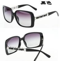 Ms. 3207s big box vintage European and American wild generous polarized sunglasses UV sunglasses polarizer