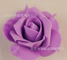2.76inch / 7 centímetros Artificial Flor Cabeça de espuma Rose Heads casamento Estúdio Carnaval Flores 9 cores(China (Mainland))