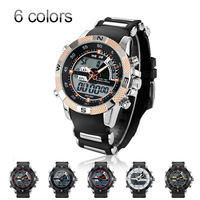 Sport Watch Men Luxury Brand WEIDE clock hours army LED Digit relogio masculinos 2015 military outdoor Wristwatches