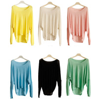 New 2014 Women Solid Casual Fashion Cardigans Clothing Summer Spring Autumn  & Sweater High Quality Loose Size nz92
