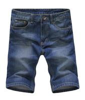 2014 hot sale summer fashion casual men denim shorts fashion short jeans