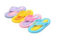 2014 NEW Factory Lovers Sandals Summer Flat Slippers Flip Flops Beach Slipper Flip-flop Male Women's Slippers Beach Shoes