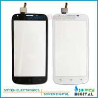 for Huawei Y600 touch screen digitizer touch panel touchscreen,black or white.Original ,free shipping