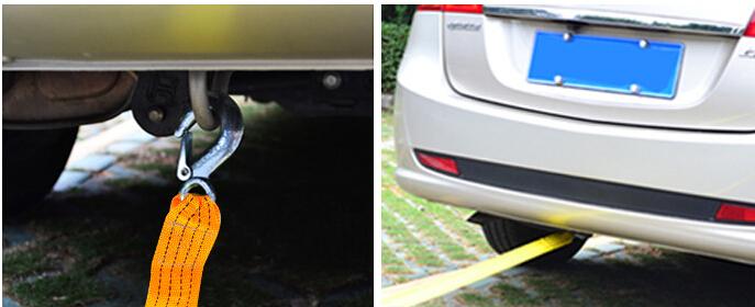 Автомобиль автоэвакуация веревки 3 м для 3 тонн автомобиль инструмент