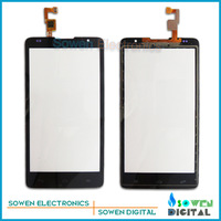 for Huawei Ascend G615 C8816 touch screen digitizer touch panel touchscreen,black.Original ,free shipping