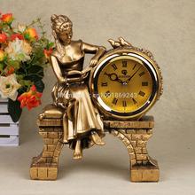 wholesale antique desk clock
