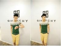 2014 new summer men's men's cultivate one's morality short sleeve TEE xia men leisure short sleeve T-shirt  ZYI19-K552-1AN45