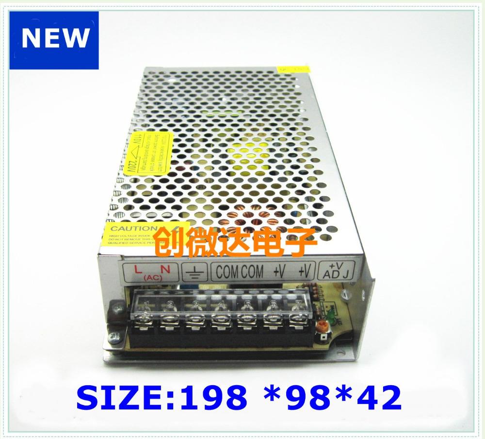 AC 110V-220V AC to DC 24V 5A DC 24 volt transformer 120W switching power regulator(China (Mainland))