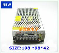 AC 110V-220V AC to DC 24V 5A DC 24 volt transformer 120W switching power regulator