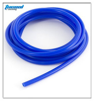 "Free Shipping 5M Blue ID:5/32"" 0.16"" 4MM Silicone Vacuum Hose Pipe Tube Silicone Tubing 5M"