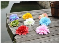 20pcs/lot Free shipping 2014 new design New Feng orchid flower heads artificial flower  party / house decoration