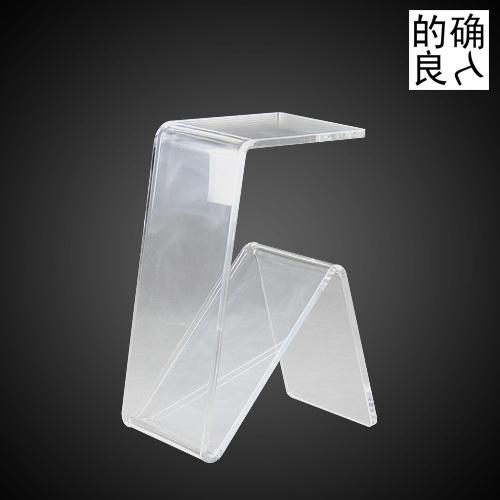 Z -type transparent acrylic coffee table books Crystal Creative Magazine calls a few corner a few side a few casual stool(China (Mainland))