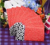 Fashion Printed Facial Tissue handkerchief paper pocket paper napkin Printed Paper Napkin (20 packs)