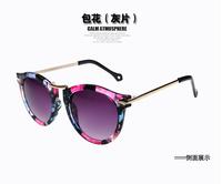 2014 Vintage Sunglasses Women Brand Designer Round Retro Sun Glasses Men Sport Cycling Eyewear Oculos De Sol Gafas