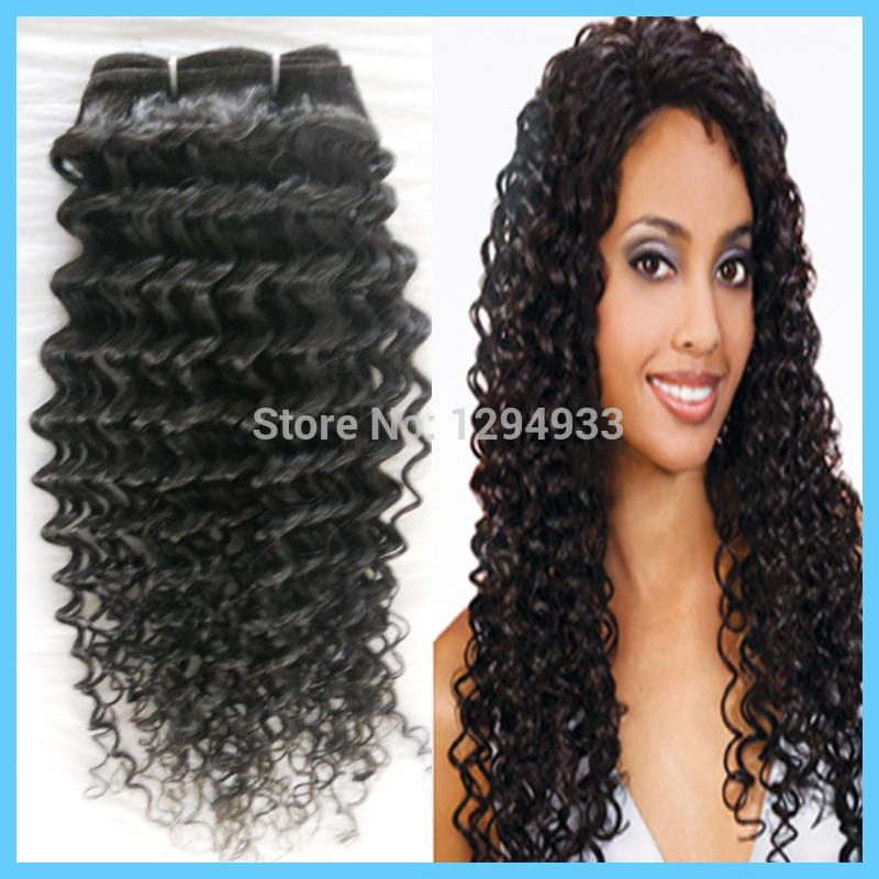 Brazilian Deep Wave Curly Hair