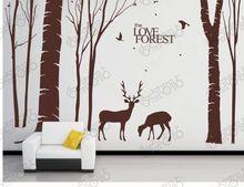 cheap tree wall art