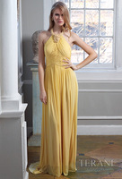 Explosion models the latest arrival strapless chiffon custom sexy prom dresses