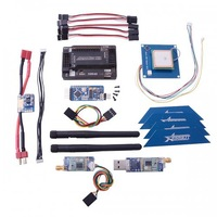 APM 2.6 ArduPilot Flight Controller + GPS + 3DR 915 + Minimosd + Current Sensor  21569