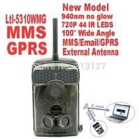 12MP MMS GSM Hunting camera Ltl Acorn 5310WMG External Antenna GPRS IR game trail Scouting Camera 100 Degree Wide Angle