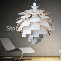 Export quality aluminum alloy apophysis pendant light modern lamp iron multilayer dining-room lamp free shipping
