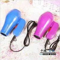 New Mini Hair dryer Machine secador nano titanium Professional Blow Household secador de cabelo styling tools Free Shipping #60f