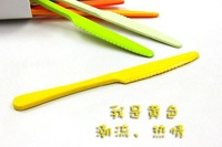 High quality, multicolored Melamine  tableware, dessert cake, knife,durable