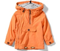 2015 new Children's outerwear jacket for spring Baby kids hooded coat Child boys girls cardigan zipper sweater