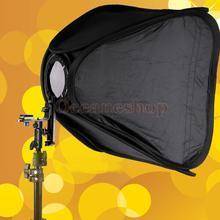 OCEA 80x80cm Easy Foldable Flash Studio Soft Box for Camera Photo Speedlite