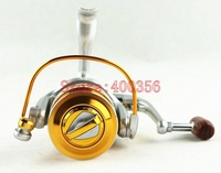 Free shipping XY6000 fishing spinning reel 10+1 BB 0.35/270 0.40/210 0.50/130 Left/Right Interchangeable Collapsible Handle