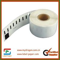50rolls X Compatible DYMO labels (paper 99012)