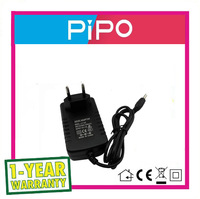 9V 2.5A EU AC Home Wall Charger Power Adapter for PiPo M2 M3 M6Pro M6 M8 3G Tablet PC Free Shipping