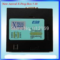 Newest X-PROG Box V5.48 ECU Programmer XPROG M CAS4 5M48H