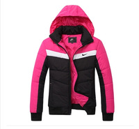New 2014 Spring Brand Winter coat / jacket women Fashoin  leisure hooded parka womens  cotton-padded jacket
