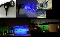 New Style Christmas tree decoration led light laser projector outdoor landscape garden lights
