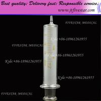 Glass Syringe With Glass Luer Slip Tip 20ml / 20cc