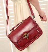 Women's handbag 2014 vintage  one shoulder  small bag