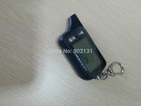 Free EMS Tomahawk TZ9010 LCD remote controller  2 way car alarm system TOMAHAWK TZ9030 Keychain