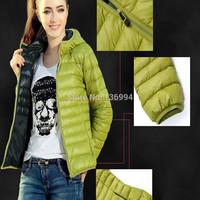 2014 New Fashion Ladies down short design coat Winter jacket women,winter outerwear clothes women down jacket women parka Q92