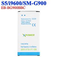 Replacement 4300mAh EB-BG900BBC Quality battery For Samsung Galaxy S5 i9600 SM-G900 SM G900F/G900H/V Batterij Bateria AKKU